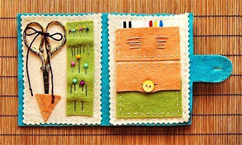Como hacer libreta de costura 2 simple desing ideas - Como hacer una mosquitera ...