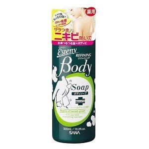 SANA Esteny Medicated Body Soap -гель для душа против прыщей • Для тела • MelonPanda Beauty Shop - интернет магазин японской косметики