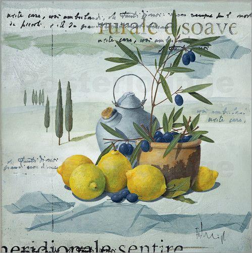 Franz Heigl - Südliche Oliven
