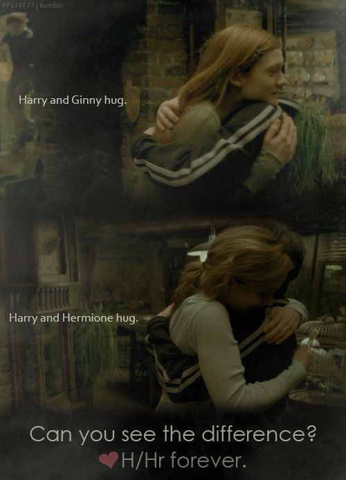 I'm just not a Ginny fan...but movie Ginny really sucked, IMO. They had zero chemistry and I couldn't root for her with Harry