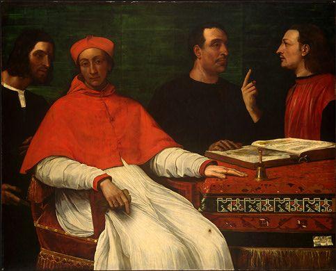 Sebastiano del Piombo 1485 - 1547