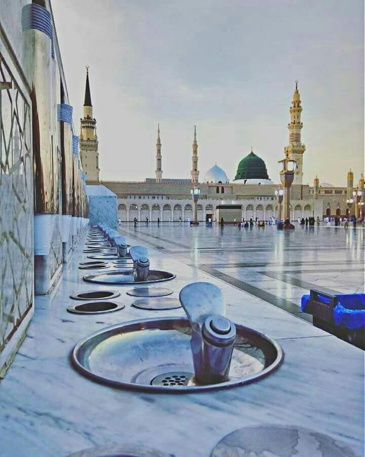 Subhan Allah truly a sight for sore eyes