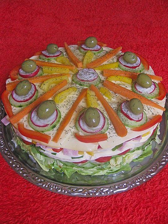 Party - Salattorte 43
