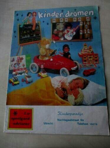 Speelgoed catalogus Sinterklaas
