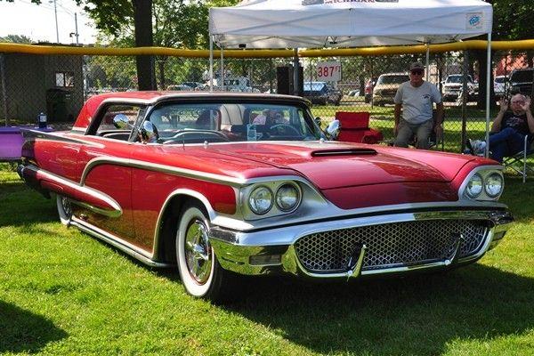 1958 Ford Thunderbird Custom