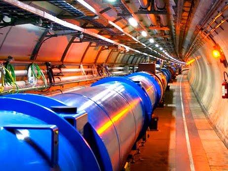 @David Rose - The Large Hadron Collider at CERN near Geneva, in Switzerland
