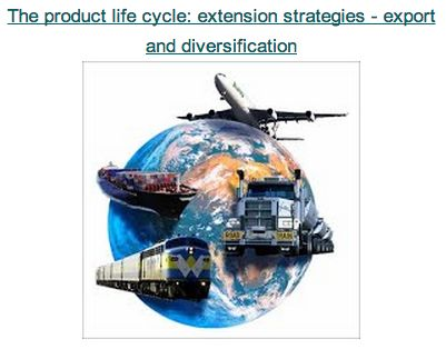 Exploring export markets and diversifying into new areas of business is a way to exploit business opportunities.