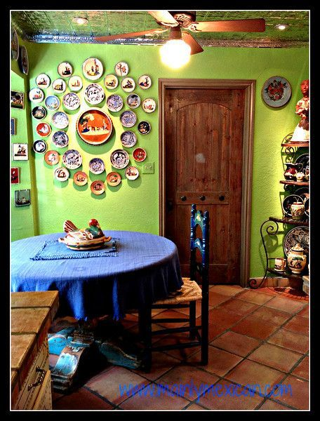 Best 25 mexican style homes ideas on pinterest spanish for Mexican dining room ideas