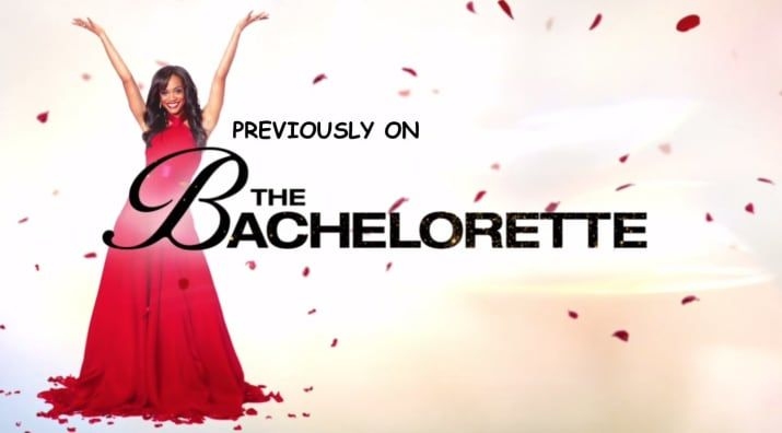 """Just A Bunch Of """"Bachelorette"""" Pics Guaranteed To Make You Cry-Laugh"""