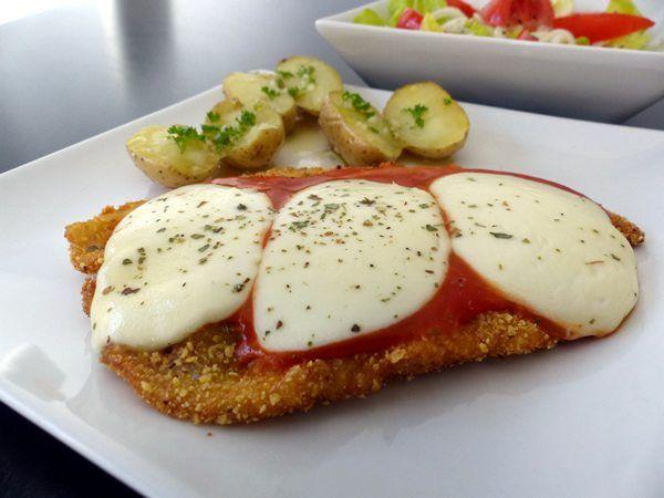 Milanesa a la napolitana no te lo pierdas!! Pincha en este enlace o en la foto para ver la publicación completa de nuestro en La cocina de Lila