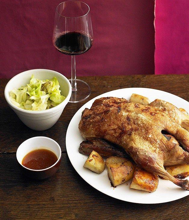 Winter roast recipes :: Gourmet Traveller