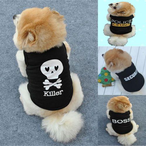 Small-Dog-Cat-Vest-Puppy-T-Shirt-Coat-Pet-Clothes-Summer-Apparel-Costumes