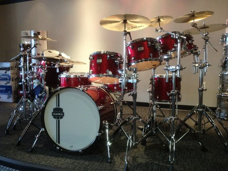 131 best mapex images on pinterest drum sets drum kits and drummers. Black Bedroom Furniture Sets. Home Design Ideas