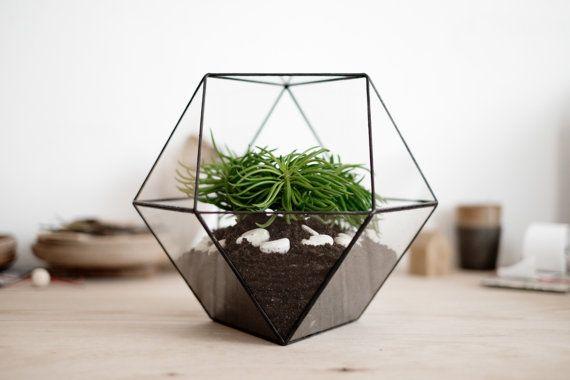 die besten 25 oktaeder ideen auf pinterest gro e pflanzengef e aus beton pflanzer t pfe und. Black Bedroom Furniture Sets. Home Design Ideas