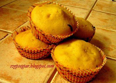 Szépségtár: Narancsos-csokis muffin, és már megint csak felnőtteknek!