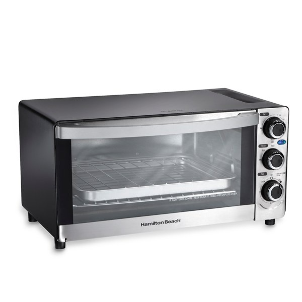 Hamilton Beach 6-Slice Toaster Oven - Bed Bath & Beyond