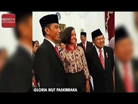 Gloria Natapradja Hamel Tiba Tiba Pengen Jadi Presiden Setelah Gagal Jad...