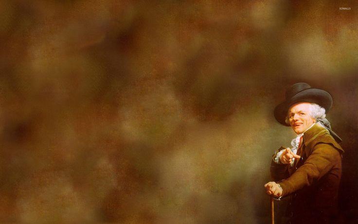 Joseph Ducreux wallpaper - Meme wallpapers - #8693