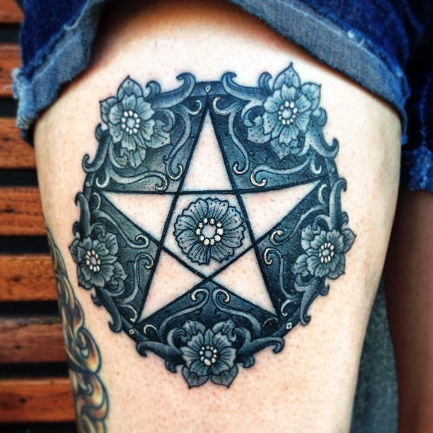 101 Mandala Tattoo Designs For Girls To Feel Alive: 1000+ Images About *Thigh & Frame Tattoos* On Pinterest