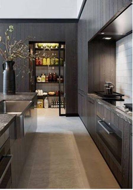 Small Narrow Art Studio Living Room Design: 1000+ Ideas About Long Narrow Kitchen On Pinterest