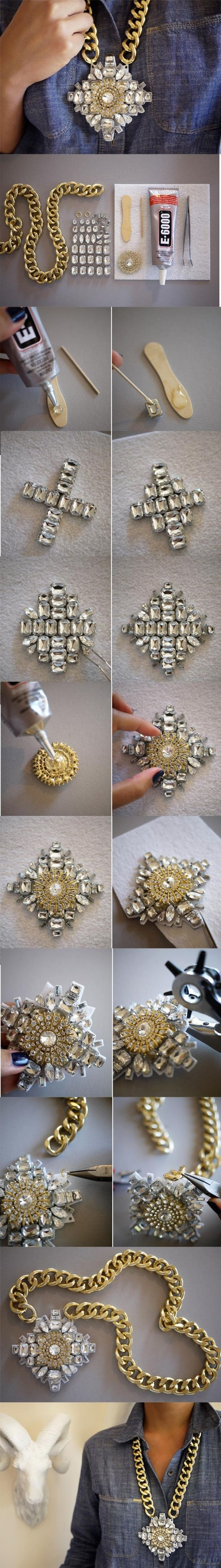 Might be a great way to have a beautiful belt/sash on your wedding dress and not pay a fortune for it!