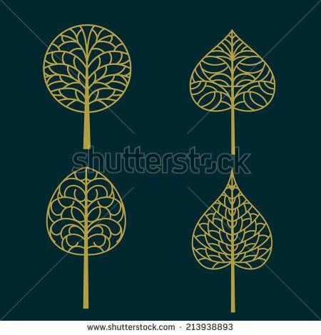 bodhi tree symbol - Google Search