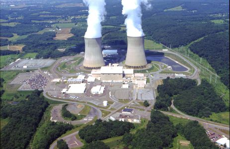 Susquehanna nuclear power plant in northeastern Pennsylvania ... for more images visit http://nuclear.energy-business-review.com/news/ppl-disconnects-susquehannas-unit-1-from-grid-for-repair-220713