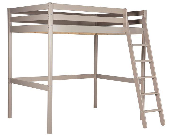 les 25 meilleures id es de la cat gorie lits mezzanine sur. Black Bedroom Furniture Sets. Home Design Ideas