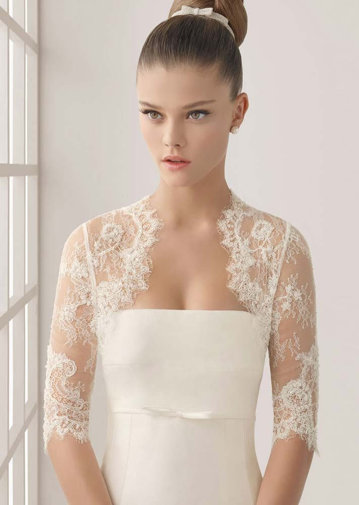 Simple Wedding Dresses Tops