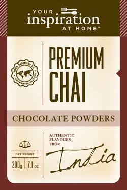 Premium Chai Chocolate Powder #yiah #chocolate