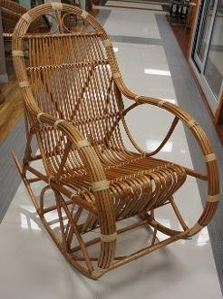 Wicker Rocker For The Kidz Wicker Rocking Chair