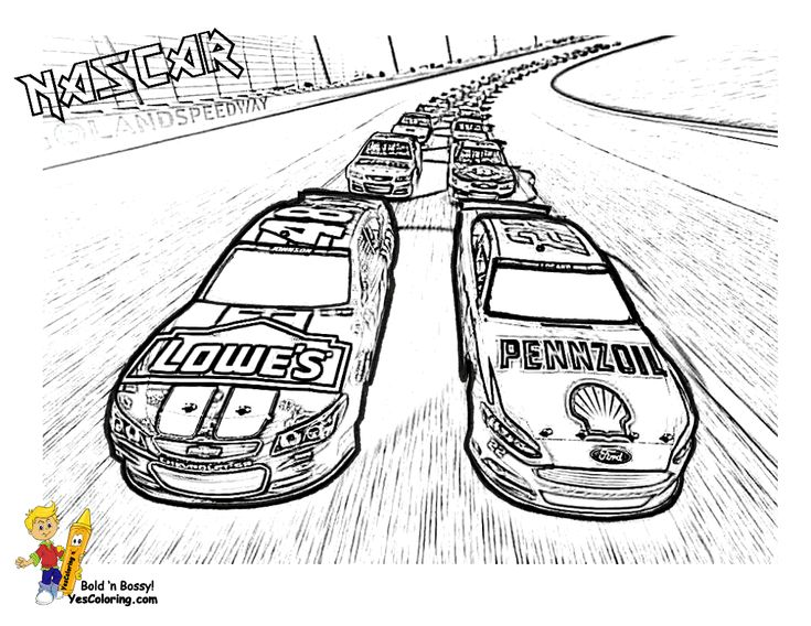 kasey kahne coloring pages - photo#23