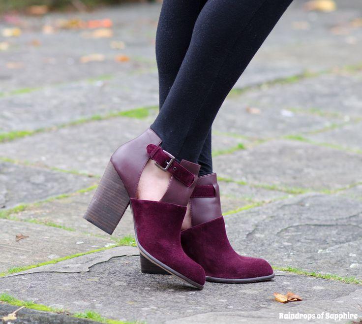 kurt geiger carvela boots tara worn Keeping Myself In Check