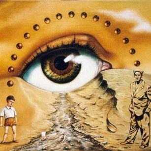 salvador dali from realist to surrealist Un chien andalou by luis buñuel and salvador dalí (1929 a prominent example of a magic realist writer who points to surrealism as an early influence is alejo.