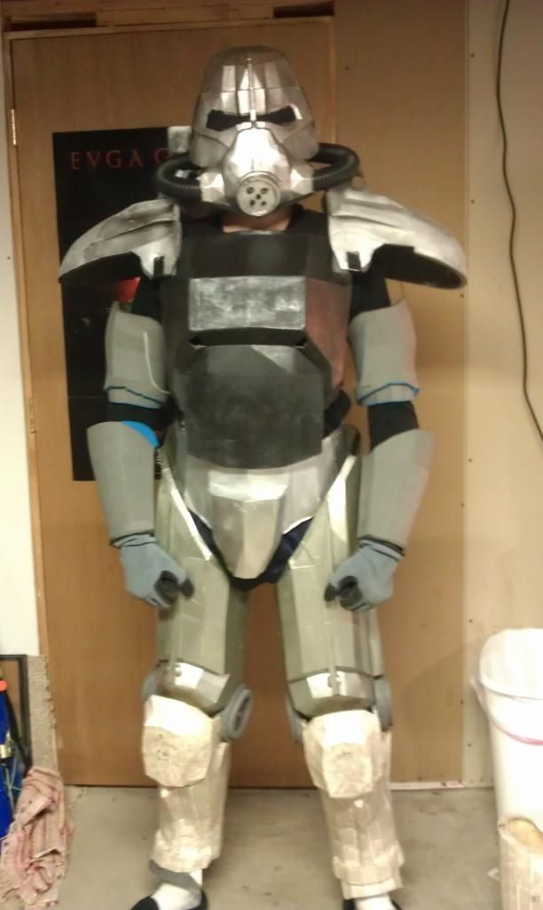 Fallout 3 Power Armor - T45d