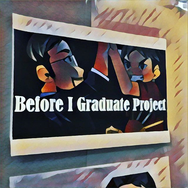 #beforeigraduate #augmentedreality project in full swing