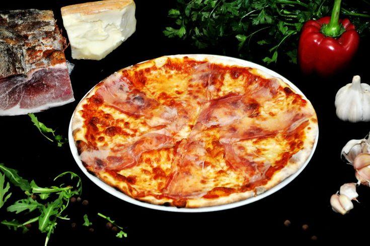 Pizza Taleggio