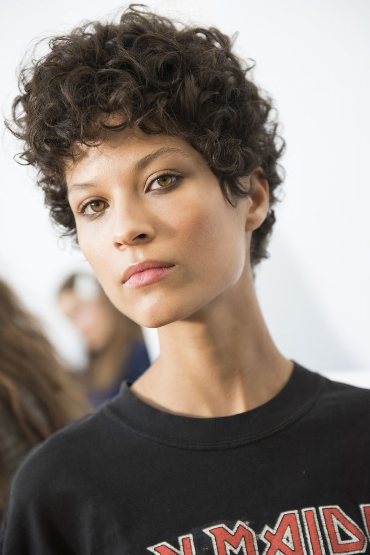 Ari Westphal - Chloé Spring 2016 Ready-to-Wear Fashion Show Beauty