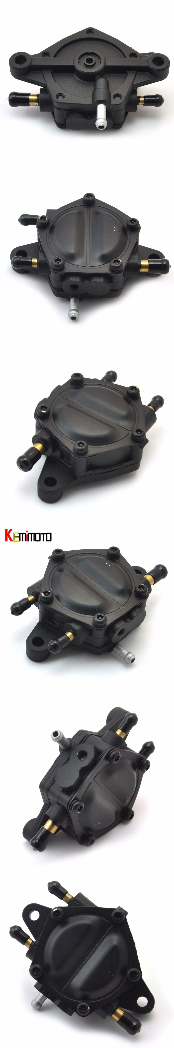KEMiMOTO Fuel Pump oil for Yamaha Rhino 450 Rhino 660 Replacement Grizzly For Yamaha GRIZZLY 660 4x4 Parts