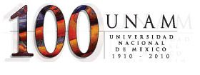 100 Years of UNAM (Mexico)