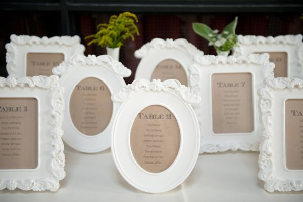 Plan de table romantique chic  Seating Chart  Style Me Pretty | Gallery