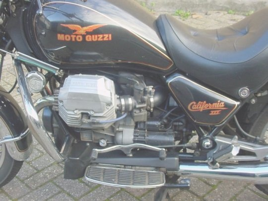 Moto Guzzi Jackal Value