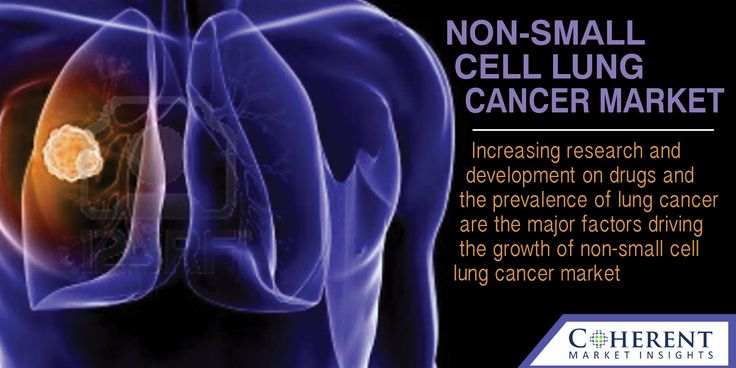 Non-small cell lung cancer (NSCLC) are adenocarcinoma, squamous cell carcinoma, large cell carcinoma, large cell neuroendocrine tumors. Out of all these types adenocarcinoma and squamous cell carcinoma accounts around 60% of lung cancer.