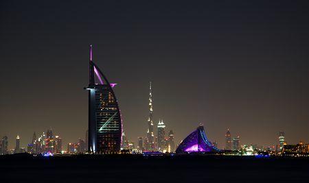 Cityscape: Dubai Metropolis Photo -- National Geographic Your Shot