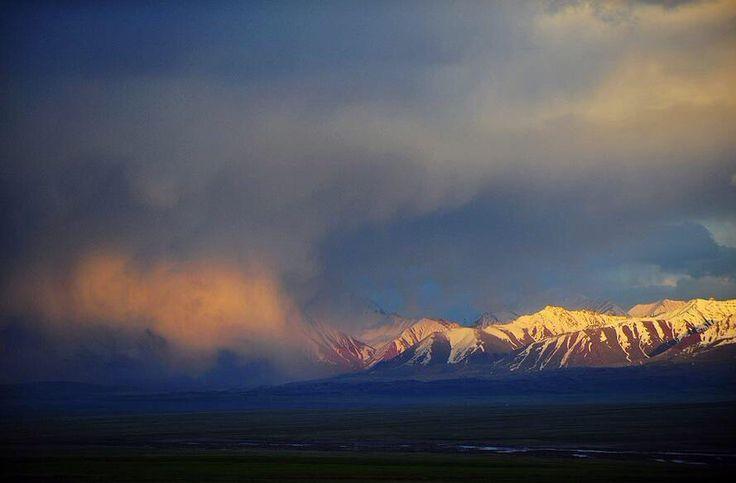 Border between Afghanistan and Tajikistan