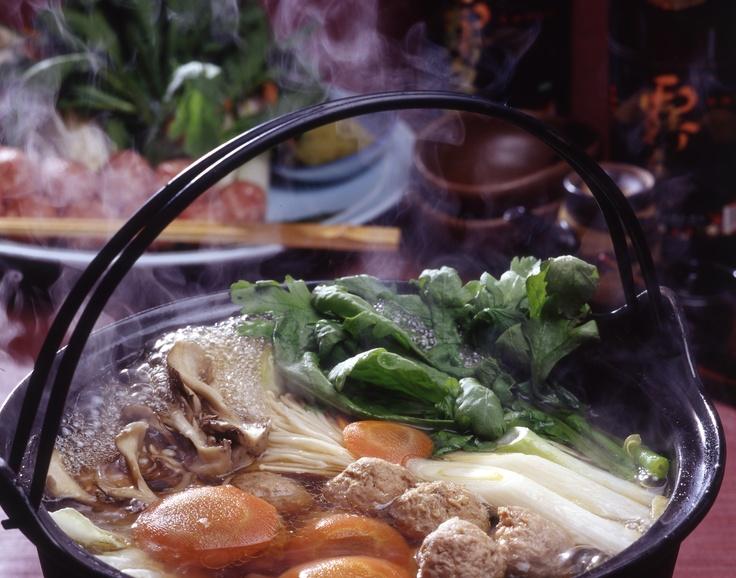 Tsumire Nabe 地鶏のつみれ鍋
