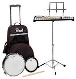 Pearl Drums - Educational Snare Drum/Bell Kit - Black