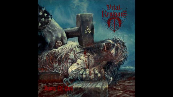 Tracklist: 1. Where Is Your God Now? 2. Icons Of Evil [1:51] 3. Scorned [9:25] 4. Born To Rape The World [18:05] 5. Reborn... The Upheavel Of Nihility [26:15...