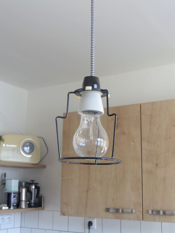 BARABASCA MADE:  Lamp renovation