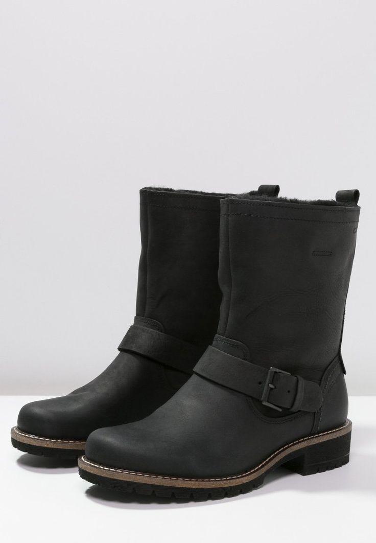 Köp ecco ELAINE - Vinterstövlar - black för 1695,00 kr (2015-12-30) fraktfritt på Zalando.se